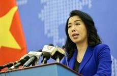 越南外交部发言人:越南将海洋垃圾视为紧迫的全球性问题
