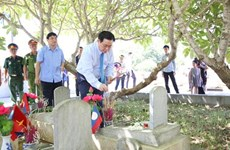 7·27伤残军人及烈士日:政府副总理王廷惠缅怀革命先烈功绩