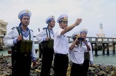 北部湾事件和越南人民海军首次对战获胜55周年:永恒不朽的英雄壮歌
