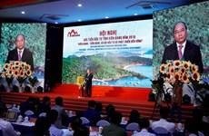 越南政府总理阮春福:坚决不能以破坏环境和自然景观换取一时的发展
