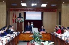 阮春福总理:坚江省已实现重大突破