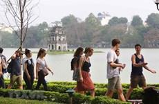 7月份河内市接待游客量增长9.5%