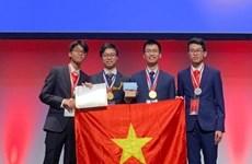 2019年国际化学奥林匹克竞赛实验试题:越南学生首次获得绝对高分
