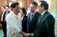 越南共产党对菲律宾进行正式访问