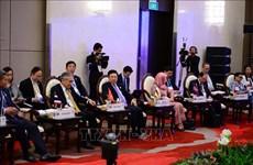越南外长范平明会见东盟政府间人权委员会代表