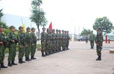 2019年越老边境友好交流活动在广治省举行