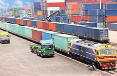2019年上半年越南铁路货物运输量大幅下降
