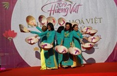 越南文化节亮相德国