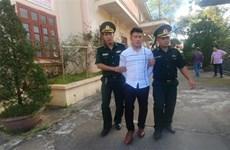 老街省边防部队成功破获跨省贩毒团伙 缴获近10公斤冰毒