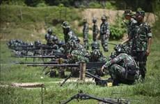 印度尼西亚成立反恐精英部队