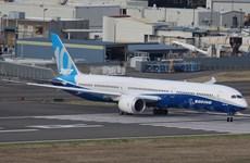 越航即将接收首架波音787-10梦想飞机