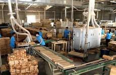 今年前七个月越南林产品出口实现贸易顺差近46亿美元