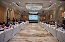 越泰加强政治安全合作