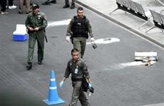 泰国曼谷连续发生爆炸事件 造成至少3人受伤