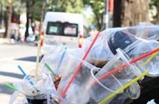 胡志明市下决心杜绝塑料垃圾污染