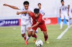 东南亚U15少年锦标赛:越南队闯入半决赛