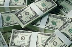 8月6日越盾对美元汇率中间价上涨15越盾