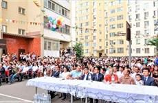 努力建设强大和团结的旅乌越南人社群