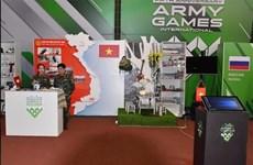 2019年国际军事比赛:各族人民文化节中的越南印象