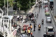 泰国曼谷爆炸事件 9名嫌犯被捕