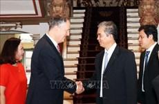 胡志明市和美国VISA集团合作建立在线支付系统