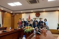 加强合作 促进越南企业参与外国分销网络