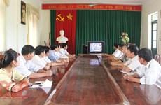 越南北江省着重提高基层党组织生活及党员质量
