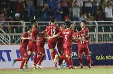 2019年东南亚U18足球锦标赛:越南队开门红