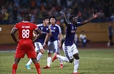 2019年亚足联杯:河内足球俱乐部赢得亚洲区域半决赛门票