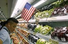 进入越南市场的美国农产品日益增加