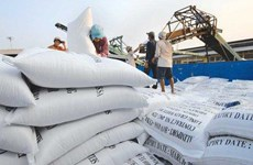 世界大米市场:越南大米价格下降