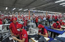 越南纺织服装业发展助推器