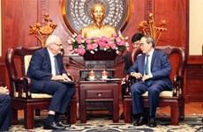 胡志明市与国际金融公司合作求发展