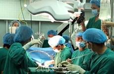 越日加强医务人员培训与开发领域的合作