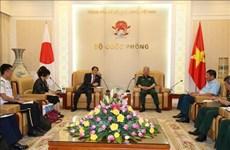 越南与日本加强合作 有效处理战争遗留后果