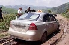 山萝省警方因抢劫杀人案而逮捕3名中国涉案人