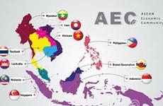 东盟经济共同体正在逐渐定型并得到巩固