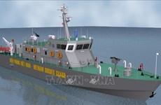 印度为越南建造12艘高速巡逻艇