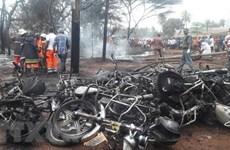 越南政府总理就坦桑尼亚油罐车爆炸事故向该国总理马贾利瓦致慰问电