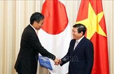 胡志明市与日本长野县深化合作努力将合作计划落到实处