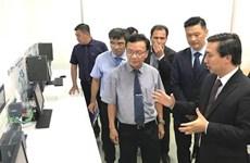 德国西门子赞助的越南智能工厂实验室正式竣工