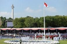 印度尼西亚国庆74周年庆祝活动在河内举行