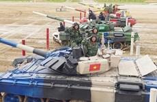 越南在2019年国际军事比赛中取得超出预料的成绩