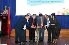 胡志明市与印度增进友谊促进交流