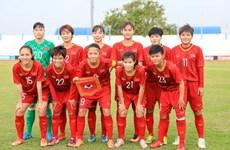 越南女足7-0大胜印尼  提前拿到东南亚女足锦标赛半决赛门票