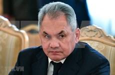 缅甸与俄罗斯军队加强多方面合作
