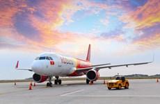 越捷航空从河内和胡志明市飞往印度新德里的航线推出特价机票