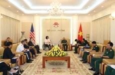 越南与美国优先解决战争遗留后果