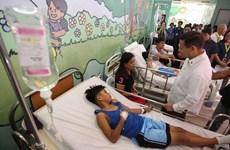 菲律宾登革热病例激增