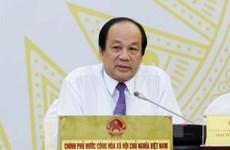 梅进勇部长:从实质上消减经营条件和专项检查手续